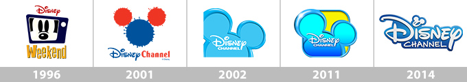 Logomarcas Disney Channel