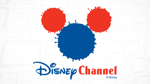 Primeira Logo do Disney Channel