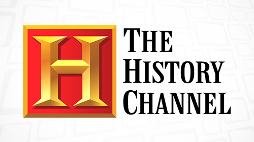 The History Channel - Logo Antiga