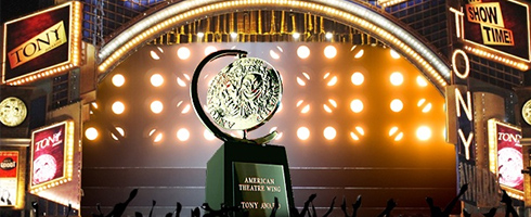 Film&Arts transmite o Tony Awards